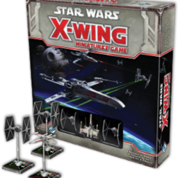 Star Wars X-Wing at Round Table Games