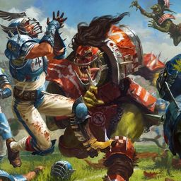 It's Been Blood Bowl League